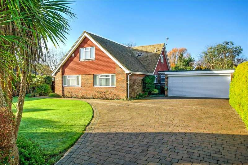4 Bedrooms Detached House for sale in Selborne Way, Willowhayne Estate, East Preston, West Sussex, BN16