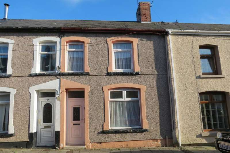 3 Bedrooms Terraced House for sale in Jones Street, Phillipstown, New Tredegar, NP24 6BE