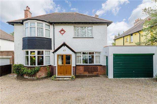 4 Bedrooms Detached House for sale in Howard Road, Coulsdon, Surrey, CR5 2EB