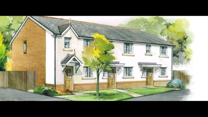 2 Bedrooms Semi Detached House for sale in The Meadows, Tonyrefail, Porth