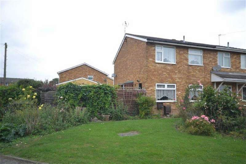 3 Bedrooms Semi Detached House for sale in Radley Drive, Stockingford, Nuneaton