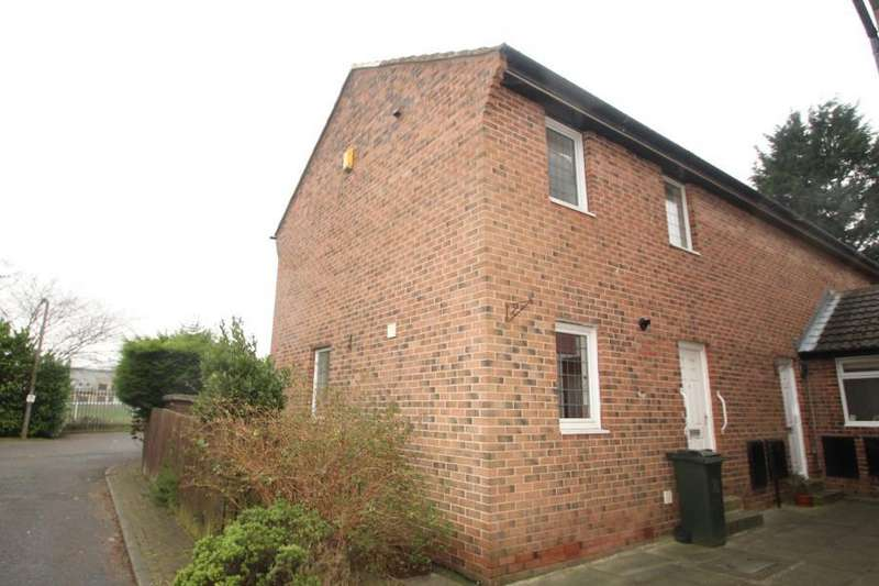 2 Bedrooms Semi Detached House for sale in ALUM COURT, BRADFORD, BD9 5LF