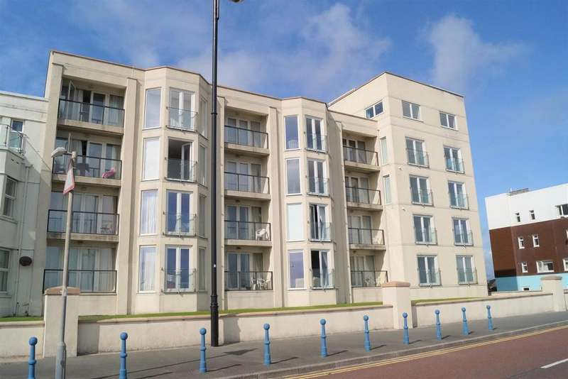 3 Bedrooms Flat for sale in West End Point, Pwllheli