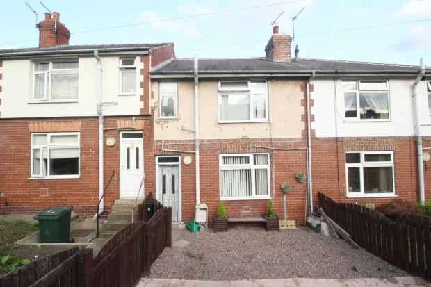 3 Bedrooms Terraced House for sale in Greenside, Barnsley, South Yorkshire, S75 6GU