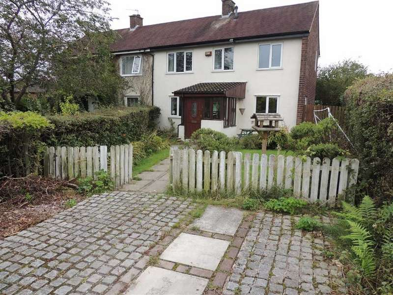 3 Bedrooms Semi Detached House for sale in Distaff Road, Poynton, Stockport