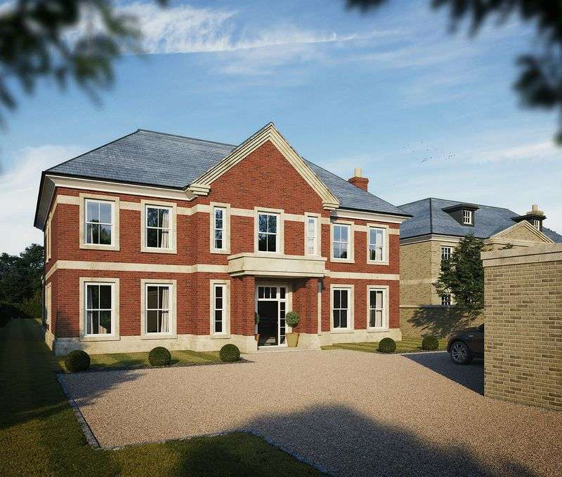 5 Bedrooms Property for sale in The Heath, Oxford Road, Frilford Heath