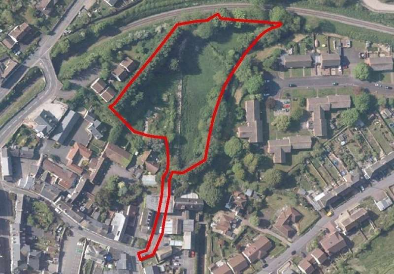 Land Commercial for sale in Anchor Street, Watchet, Somerset, TA23
