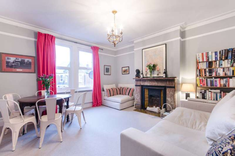 3 Bedrooms Flat for sale in Cedar Road, Cricklewood, NW2