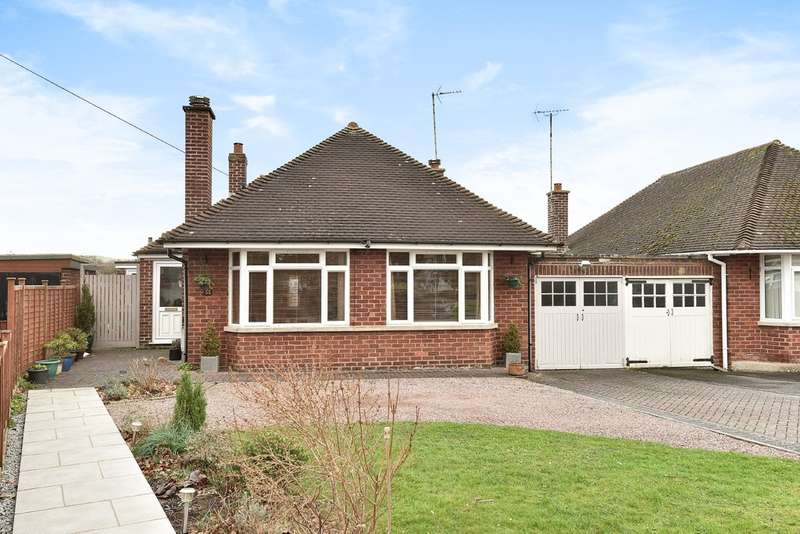 2 Bedrooms Detached Bungalow for sale in Barnwood Avenue, Gloucester