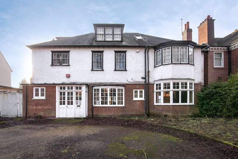 8 Bedrooms Detached House for sale in Westfield Road, Edgbaston, B15 3QQ