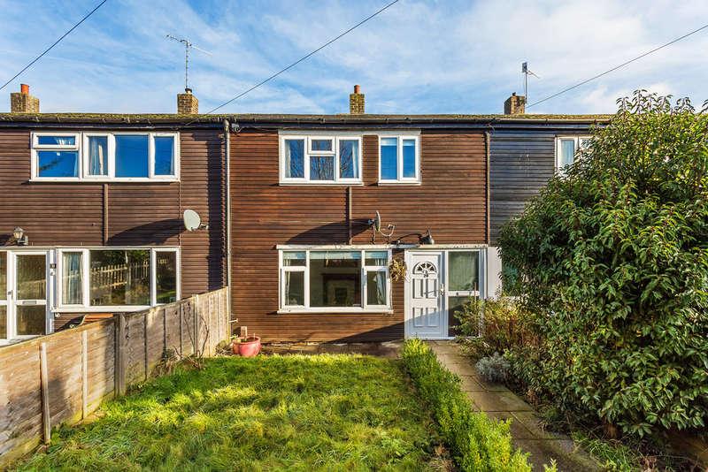 3 Bedrooms Terraced House for sale in Stanbridge Road, Edenbridge, TN8