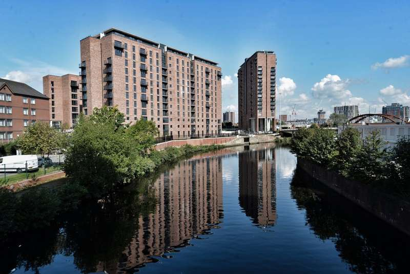 1 Bedroom Flat for sale in Wilburn Basin, Ordsall Lane, Salford