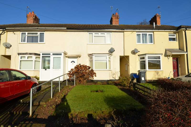 2 Bedrooms Terraced House for sale in Chinnbrook Road, Billesley, Birmingham, B13