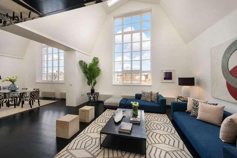 3 Bedrooms Maisonette Flat for rent in Blenheim Crescent, Notting Hill, London, W11