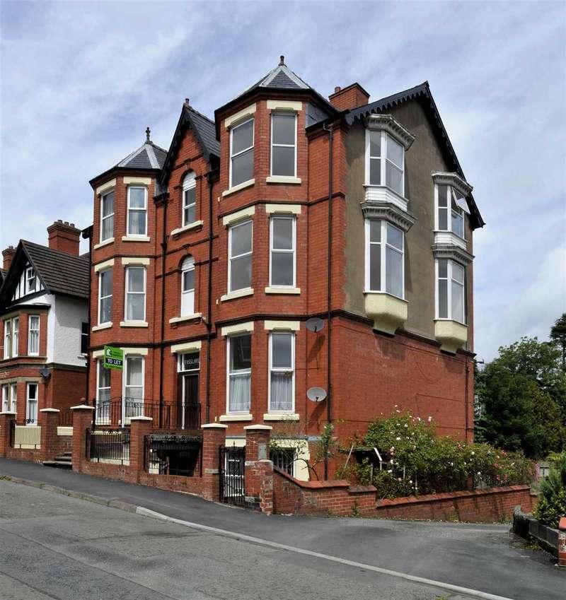 1 Bedroom Apartment Flat for sale in Rosslare, Temple Avenue, Llandrindod Wells