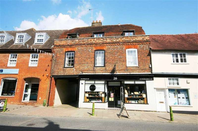 3 Bedrooms Apartment Flat for sale in High Street, Buntingford