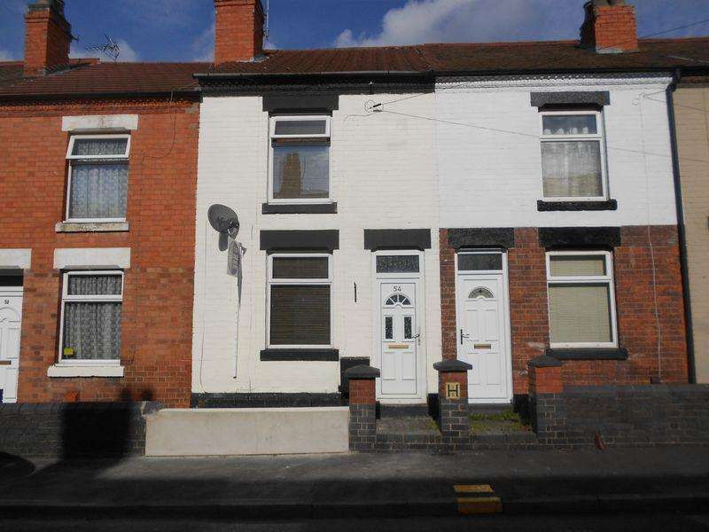 2 Bedrooms Terraced House for sale in Lister Street, Attleborough, Nuneaton