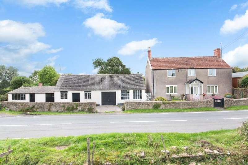 2 Bedrooms Detached House for sale in Blatchbridge, Frome