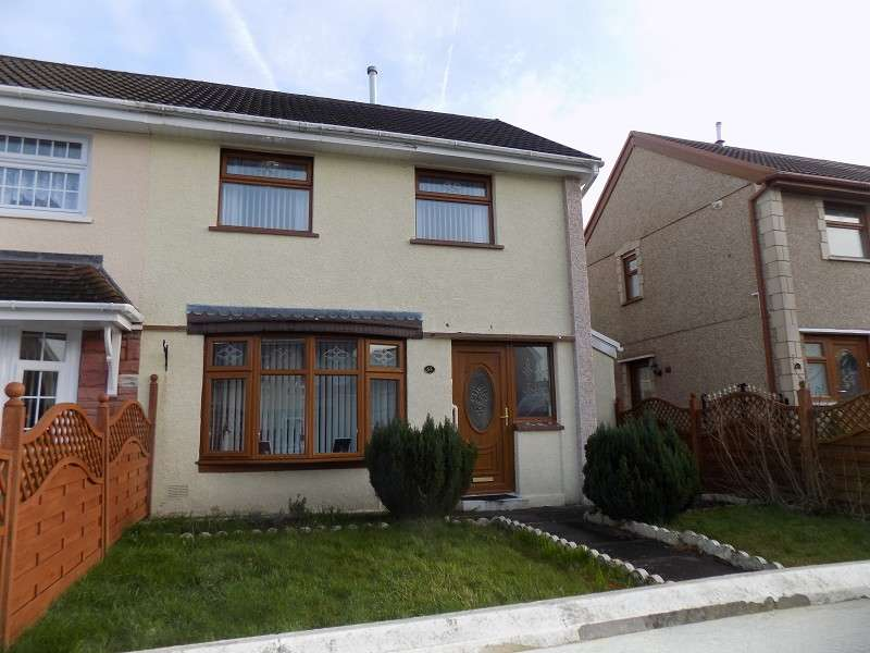 2 Bedrooms Semi Detached House for sale in Bwlch Crescent, Cimla, Neath, Neath Port Talbot. SA11 3RY