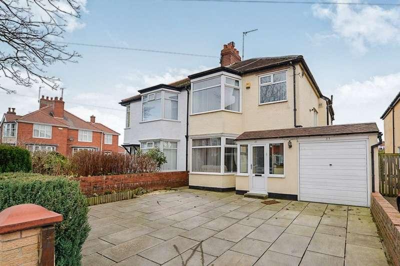 3 Bedrooms Semi Detached House for sale in Cardigan Road, Bridlington, YO15