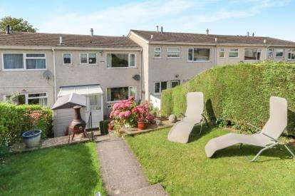 3 Bedrooms Terraced House for sale in Merton Park, Penmaenmawr, Conwy, North Wales, LL34