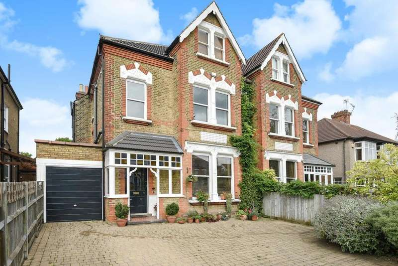 6 Bedrooms Semi Detached House for sale in Lennard Road, Beckenham