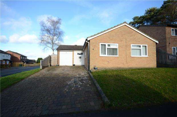 3 Bedrooms Detached Bungalow for sale in Wadham, Claremont Wood, Sandhurst