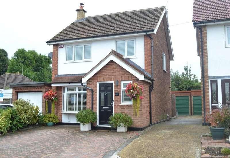 3 Bedrooms Detached House for sale in Newlands Road, Billericay, Essex, CM12