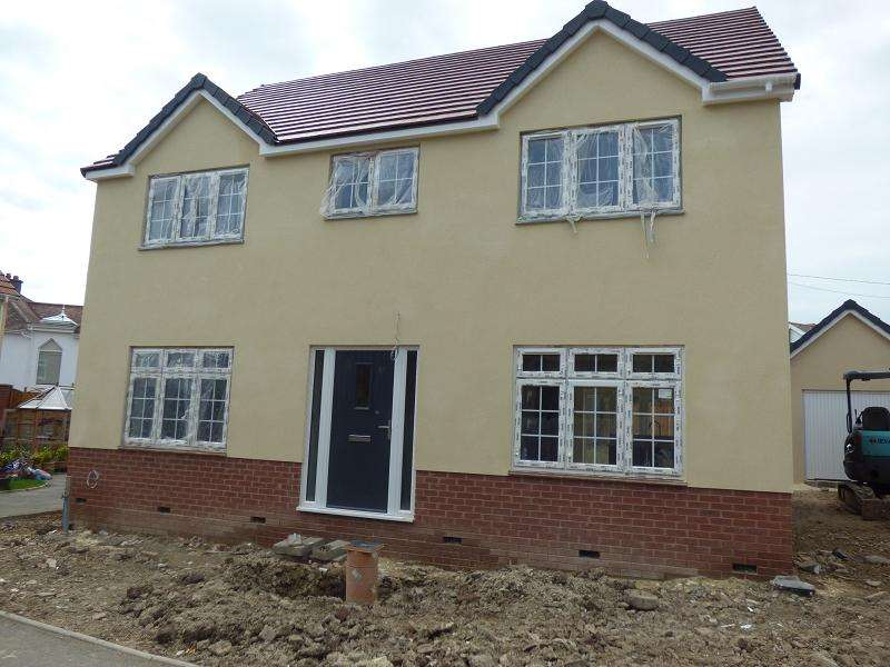 4 Bedrooms Detached House for sale in Leckwith Drive, Bridgend, Mid Glamorgan. CF31 4JH