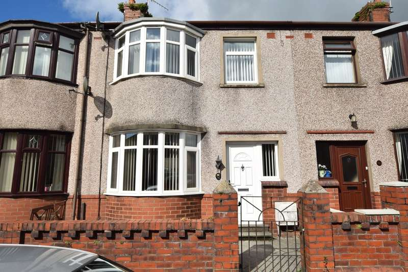 3 Bedrooms Terraced House for rent in Prince Street, Dalton in Furness LA15 8EU