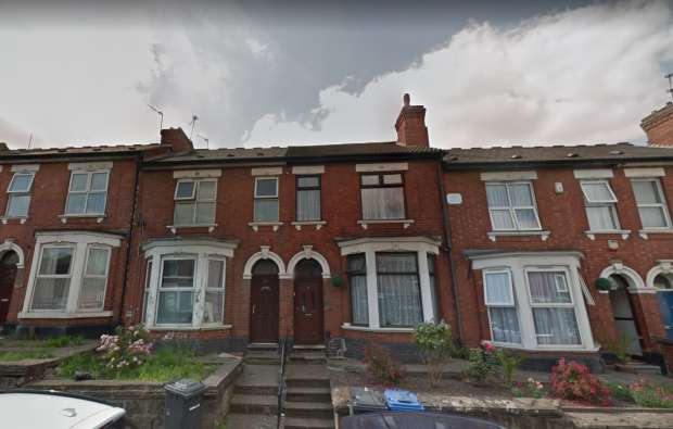 4 Bedrooms Terraced House for sale in St. Thomas Road, Derby, Derbyshire, DE23 8SX