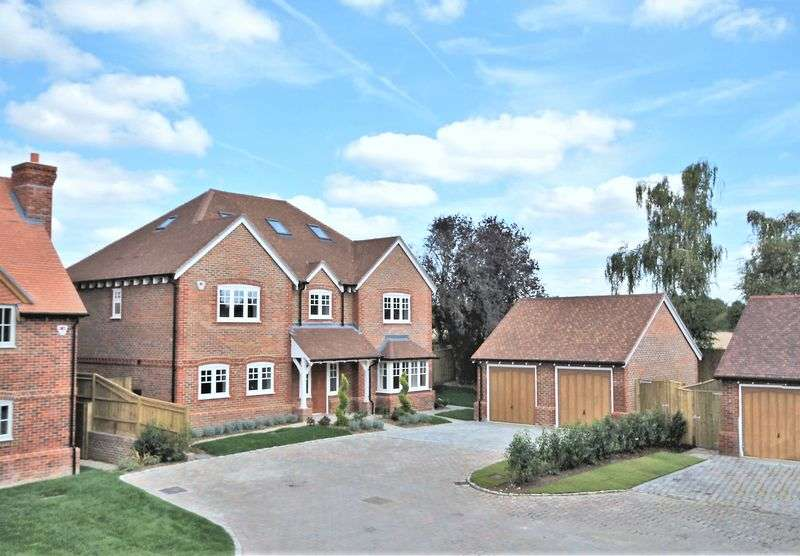 5 Bedrooms Property for sale in Blenheim Hill, Harwell, Didcot