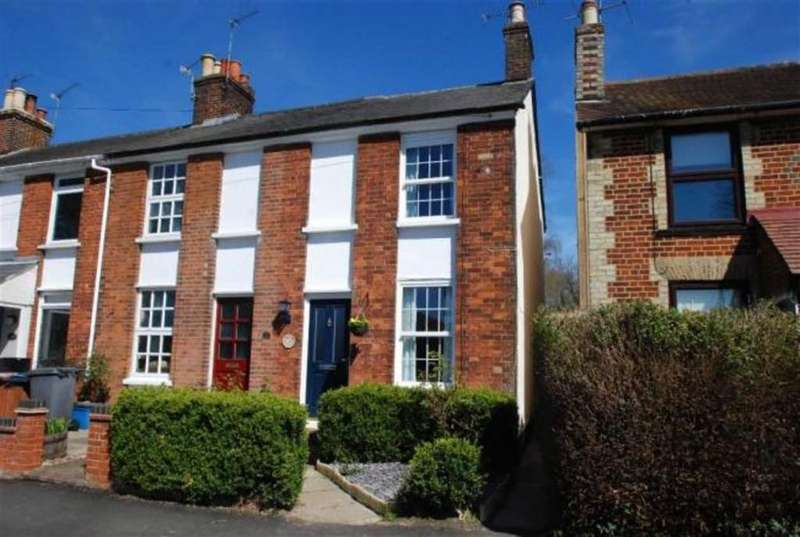 3 Bedrooms End Of Terrace House for sale in Paddock Road, Buntingford