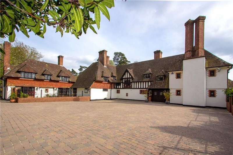 7 Bedrooms Detached House for sale in Gillhams Lane, Haslemere, Surrey, GU27