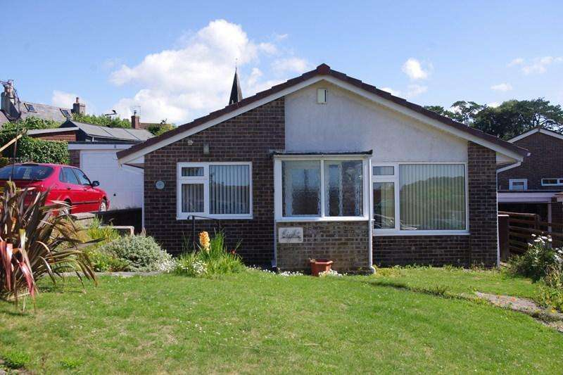 2 Bedrooms Detached Bungalow for sale in Drew Close, Bradpole, Bridport