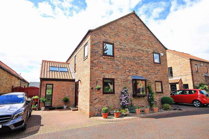 4 Bedrooms Detached House for sale in Hall Farm, Shincliffe, Durham