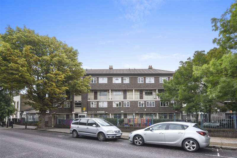 4 Bedrooms Flat for sale in Sherbrooke House, Bonner Road, London, E2