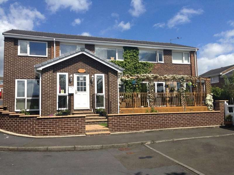 5 Bedrooms Detached House for sale in Wooley Drive, Broompark Estate, Ushaw Moor, DH7