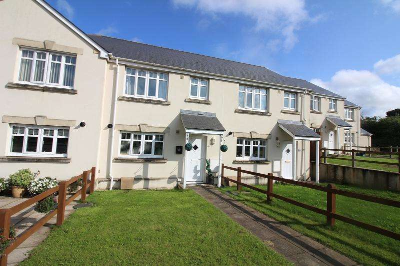 3 Bedrooms Terraced House for sale in St Peters Road, Johnston, Haverfordwest, Pembrokeshire. SA62 3PJ