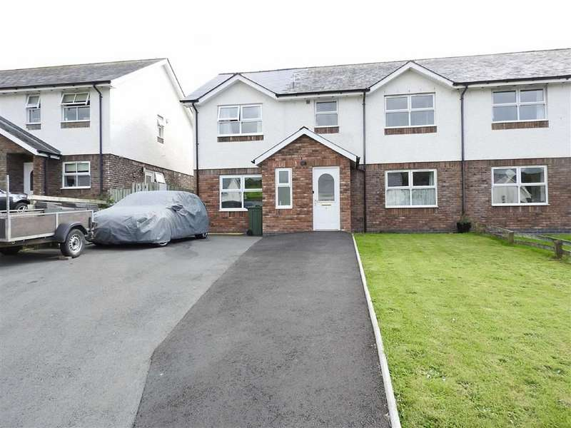 5 Bedrooms Semi Detached House for sale in Paitholwg, Rhydyfelin, Aberystwyth