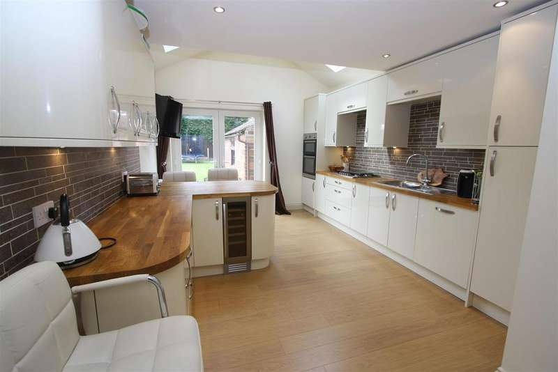 4 Bedrooms Semi Detached House for sale in Blackwell Lane, Darlington