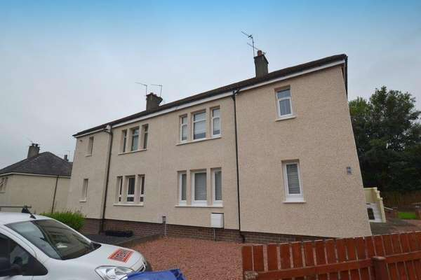 2 Bedrooms Flat for sale in 118 Gallowhill Road, Paisley, PA3 4TY