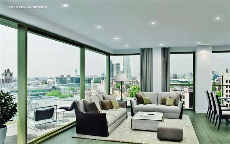 1 Bedroom Apartment Flat for sale in Rosemary Place, Royal Mint Gardens, London