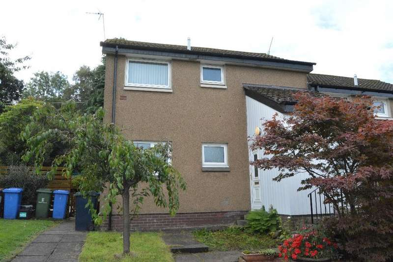1 Bedroom Flat for sale in Glamis Gardens, Polmont, Falkirk, FK2 0YJ