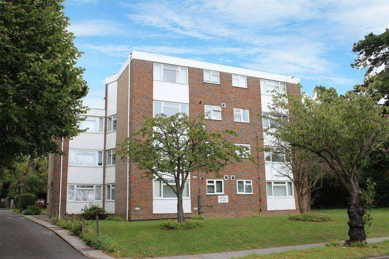 2 Bedrooms Apartment Flat for sale in Oakfield Court, Pampisford Road, South Croydon, Surrey