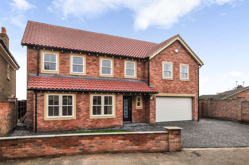 6 Bedrooms Detached House for sale in Hollymead Court, Selby, YO8 4JX
