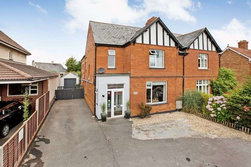 5 Bedrooms Property for sale in Wellington Road, Taunton