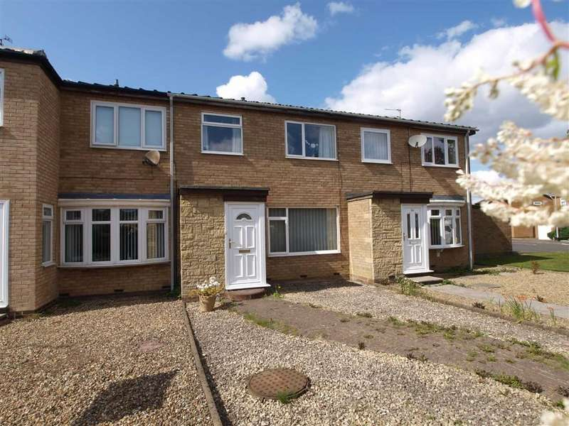 3 Bedrooms Terraced House for sale in Kendal Drive, Cramlington