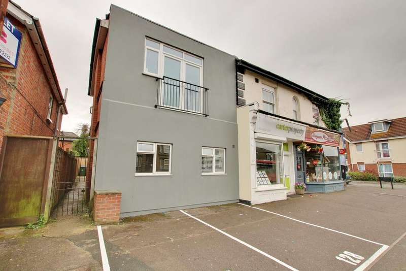 3 Bedrooms Apartment Flat for sale in Shirley, Southampton