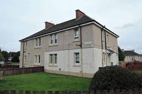 2 Bedrooms Flat for sale in 1 Stenton Crescent, Wishaw, ML2 0BA